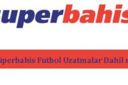 Süperbahis Futbol Uzatmalar Dahil mi?