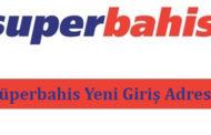 Superbahis 836 Yeni Giriş Adresi - Süperbahis836 Mobil Giriş