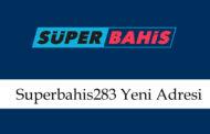 Süperbahis283 Yeni Giriş Adresi
